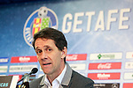 Getafe's General Manager Ramon Planes. January 16, 2018. (ALTERPHOTOS/Acero)