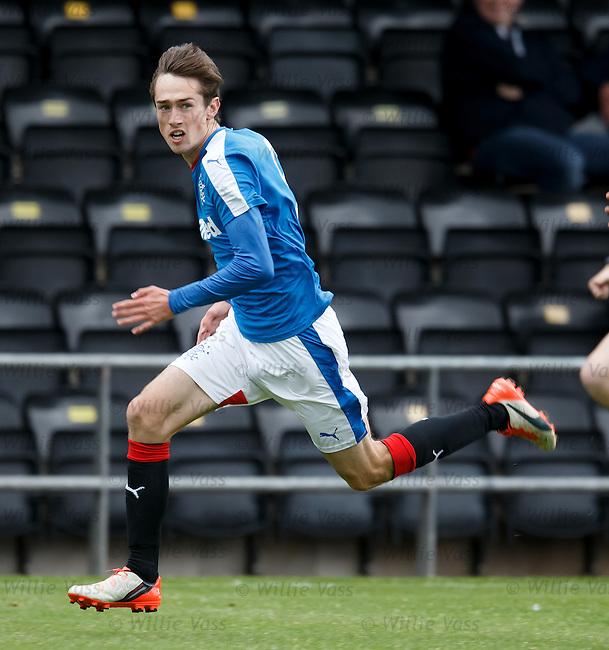 Ryan Hardie, Rangers