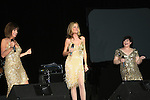 """AMC - Bobbie Eakes, OLTL - Kassie DePaiva, Kathy Brier - The Divas of Daytime TV (three great soap stars, two great ABC soaps and one great show) - """"A Great Night of Music and Comedy"""" on November 7, 2008 at the Mishler Theatre, Altoona, PA with meet and greet, autographs and photo ops. Portion of proceeds to benefit Altoona Mirror Season of Sharing. Mid-Life Productions Inc in association with Creative Entertainment presents this great show. (Photo by Sue Coflin/Max Photos)"""