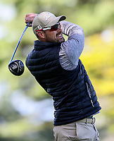 Daniel Pearce during the Charles Tour Augusta Funds Management Ngamotu Classic, Ngamotu Golf Course, New Plymouth, New Zealand, Sunday 15 October 2017.  Photo: Simon Watts/www.bwmedia.co.nz