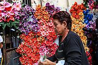 Flores Dia de Muertos