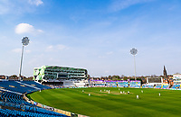 Yorkshire v Notts, Day 2 - 21 Apr 2018