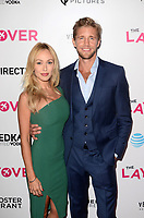 "LOS ANGELES - AUG 23:  Kelly Turner, Matt Barr at the ""The Layover"" Los Angeles Premiere at the ArcLight Theater on August 23, 2017 in Los Angeles, CA"
