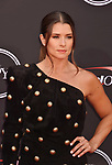 LOS ANGELES, CA - JULY 18: Danica Patrick attends the 2018 ESPYS at Microsoft Theater at L.A. Live on July 18, 2018 in Los Angeles, California.