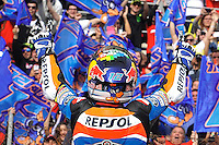 Moto GP 2014  / Celebraciones /