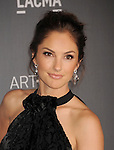 LOS ANGELES, CA - OCTOBER 27: Minka Kelly arrives at LACMA Art + Film Gala at LACMA on October 27, 2012 in Los Angeles, California.