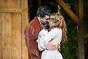 London, UK. 20.07.2015. Regent's Parks Open Air Theatre presents SEVEN BRIDES FOR SEVEN BROTHERS, directed by Rachel Kavanaugh. Photograph © Jane Hobson.
