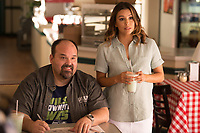 Overboard (2018) <br /> Mel Rodriguez &amp; Eva Longoria<br /> *Filmstill - Editorial Use Only*<br /> CAP/MFS<br /> Image supplied by Capital Pictures