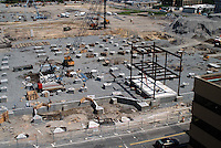 1997 May 06..Redevelopment..Macarthur Center.Downtown North (R-8)..CONSTRUCTION ON NORTWEST CORNER.PROGRESS PHOTO...NEG#.NRHA#..
