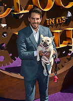 """LOS ANGELES, CA. September 16, 2018: Eli Roth at the premiere for """"The House With A Clock In Its Walls"""" at TCL Chinese Theatre.<br /> Picture: Paul Smith/Featureflash"""