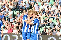 VOETBAL: GRONINGEN: 13-08-2017, FC Groningen - SC Heerenveen, uitslag 3-3, ©foto Martin de Jong