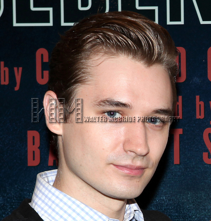 Seth Numrich attending the Meet & Greet for the Lincoln Center Theater's 75th Anniversary Production of 'Golden Boy' at their Rehearsal Studios on 10/25/2012 in New York.