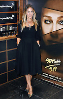 Sex And The City star Sarah Jessica Parker takes part in meet and greet to promote her new fragrance, Stash, at Superdrug Westfield on September 14th, 2016 in London, England.<br /> CAP/JOR<br /> &copy;JOR/Capital Pictures /MediaPunch ***NORTH AND SOUTH AMERICAS ONLY**