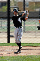 Lee Fischer -  Chicago White Sox - 2009 spring training.Photo by:  Bill Mitchell/Four Seam Images