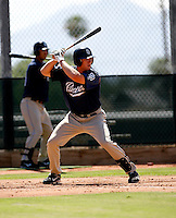 Brian Joynt / San Diego Padres 2008 Instructional League..Photo by:  Bill Mitchell/Four Seam Images