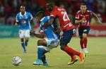 Independiente Medellín igualó como local 1-1 ante Millonarios. Fecha 1 Liga Águila II-2017.