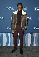 04 January 2018 - Pasadena, California - Dante Brown. 2018 Winter TCA Tour - FOX All-Star Party held at The Langham Huntington Hotel. <br /> CAP/ADM/FS<br /> &copy;FS/ADM/Capital Pictures