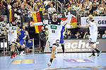 12.01.2019, Mercedes Benz Arena, Berlin, GER, Germany vs. Brazil, im Bild Fabian Wiede (GER #10)<br /> <br />      <br /> Foto &copy; nordphoto / Engler