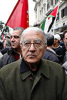 Roma 13 11 2004 Manifestazione Nazionale per la Palestina<br /> Foto Serena Cremaschi Insidefoto
