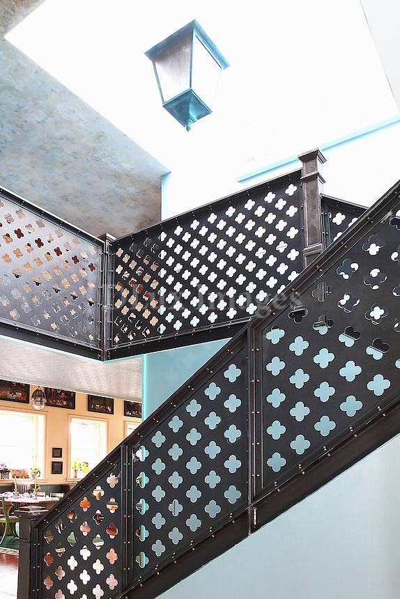 mezzanine railings