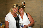 Guiding Light's Kim Zimmer poses with fans at Soapstar Spectacular presented by KDKA-TV stars Y&R, BB, GL and ATWT on June 13, 2010 at the Petersen Events Center, University of Pittsburgh, PA and benefited the Susan G. Komen for the Cure Pittsburgh Affiliate. (Photo by Sue Coflin/Max Photos)