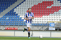 VOETBAL: HEERENVEEN: Abe Lenstra Stadion, 01-07-2013, Fotopersdag SC Heerenveen, Eredivisie seizoen 2013/2014, Marten de Roon, © Martin de Jong