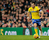 Leeds United's Jack Harrison in action<br /> <br /> Photographer David Shipman/CameraSport<br /> <br /> The EFL Sky Bet Championship - West Bromwich Albion v Leeds United - Saturday 10th November 2018 - The Hawthorns - West Bromwich<br /> <br /> World Copyright © 2018 CameraSport. All rights reserved. 43 Linden Ave. Countesthorpe. Leicester. England. LE8 5PG - Tel: +44 (0) 116 277 4147 - admin@camerasport.com - www.camerasport.com