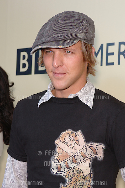 Actor CHAD FAUST at the BAFTA/LA & Academy of TV Arts & Sciences 3rd Annual Tea Party honoring Emmy nominees..September 17, 2005  Los Angeles, CA..© 2005 Paul Smith / Featureflash