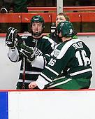 ?, ?, Peter Boldt (Dartmouth - 16) - The Harvard University Crimson defeated the Dartmouth College Big Green 4-1 (EN) on Monday, January 18, 2010, at Bright Hockey Center in Cambridge, Massachusetts.
