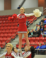 NWA Democrat-Gazette/MICHAEL WOODS • @NWAMICHAELW<br /> The Farmington Cardinals vs the Harrison Goblins Tuesday January 12, 2016 during their game at Cardinal Arena in Farmington.