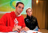 8-2-10, Rotterdam, Tennis, ABNAMROWTT,  signeren Troicki