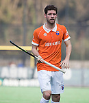 BLOEMENDAAL  - Sander 't Hart (Bldaal)   Hoofdklasse competitie heren, Bloemendaal-HGC (7-2). COPYRIGHT KOEN SUYK