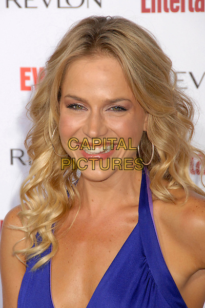 JULIE BENZ.Entertainment Weekly's 5th Annual Emmys Celebration held at the Opera - Crimson, Hollywood, California, USA..September 15th, 2007.headshot portrait .CAP/ADM/BP.©Byron Purvis/AdMedia/Capital Pictures.