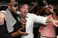 New York NY Aug 28: Fat Joe Private Yacht Birthday Party in New York on August 28, 2016 Credit: Walik Goshorn / MediaPunch