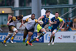 Penguin International vs Projecx Waterboys during their Pool A match as part of the GFI HKFC Rugby Tens 2017 on 05 April 2017 in Hong Kong Football Club, Hong Kong, China. Photo by Marcio Rodrigo Machado / Power Sport Images