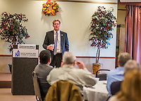 North Hennepin Area Chamber of Commerce Leadership Forum welcomed FBI Chief Division Counsel Kyle A. Loven at the Osseo/Maple Grove American Legion