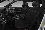Front seat view of 2016 Ford Explorer Sport 5 Door Suv Front Seat  car photos
