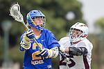 04-02-11 UCSB vs LMU Men's Lacrosse
