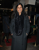 Lolita Chakrabarti at the &quot;Home, I'm Darling&quot; press night, Duke of York's Theatre, St Martin's Lane, London, England, UK, on Tuesday 05th February 2019.<br /> CAP/CAN<br /> &copy;CAN/Capital Pictures