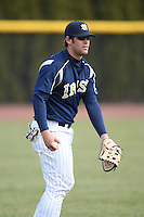 March 21, 2010: Casey Martin of the Notre Dame Fighting Irish. Photo by: Chris Proctor/Four Seam Images