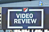 Kansas City, Kansas - March 10, 2019: Sporting K.C. defeated Philadelphia Union 2-0 in an MLS game at Children's Mercy Park.