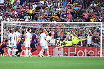 UEFA Champions League 2018/2019 - Matchday 1.<br /> FC Barcelona vs PSV Eindhoven: 4-0.<br /> 1-0: Lionel Messi.