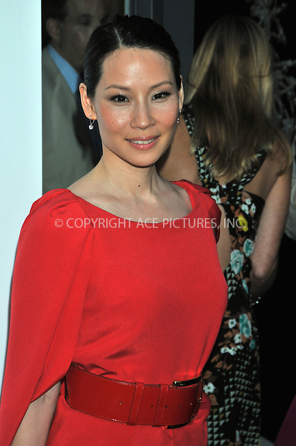 WWW.ACEPIXS.COM . . . . .  ....June 25 2009, New York City....Actress Lucy Liu attends the store opening of the Swarovski Crystallized NYC Store on June 25, 2009 in New York City.....Please byline: AJ Sokalner - ACEPIXS.COM..... *** ***..Ace Pictures, Inc:  ..tel: (212) 243 8787..e-mail: info@acepixs.com..web: http://www.acepixs.com