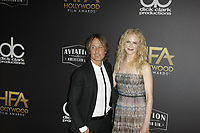 BEVERLY HILLS, CA - NOVEMBER 04: Keith Urban and Nicole Kidman attend the 22nd Annual Hollywood Film Awards at The Beverly Hilton Hotel on November 4, 2018 in Beverly Hills, California. <br /> CAP/MPI/SPA<br /> &copy;SPA/MPI/Capital Pictures