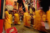 Jade Buddah Temple, Shanghai, China