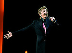 Feb 24th 2005 Las Vegas Nevada opening night of Barry Manilow?s new Las Vegas show, ?Manilow: Music & Passion? at the Las Vegas Hilton for a one year run .