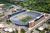 Michigan Stadium and Crisler Arena on May 24, 2011.