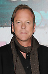 WEST HOLLYWOOD, CA - JULY 23: Kiefer Sutherland arrives at the FOX All-Star Party on July 23, 2012 in West Hollywood, California.