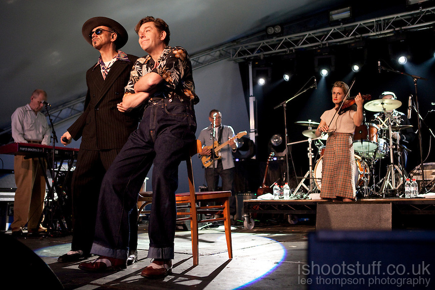 Lounge On The Farm 2012 - Dexys