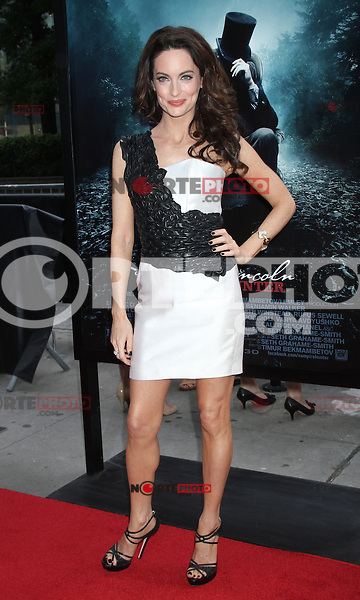 Alex Lombard at the premiere of Abraham Lincoln: Vampire  Hunter at AMC Loews Lincoln Square in New York City. June 18, 2012. © RW/MediaPunch Inc. NORTEPHOTO.COM<br /> NORTEPHOTO.COM<br /> **SOLO*VENTA*EN*MEXICO**